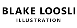 Blake Loosli Illustration